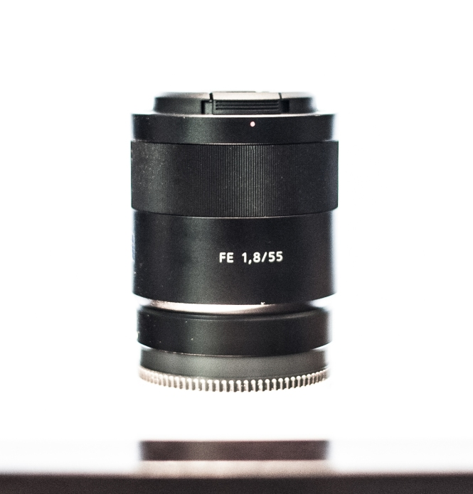 Sony Zeiss 55mm f1.8