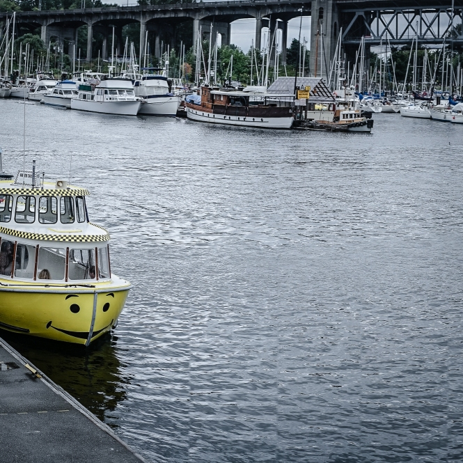 Granville Island Water Taxi